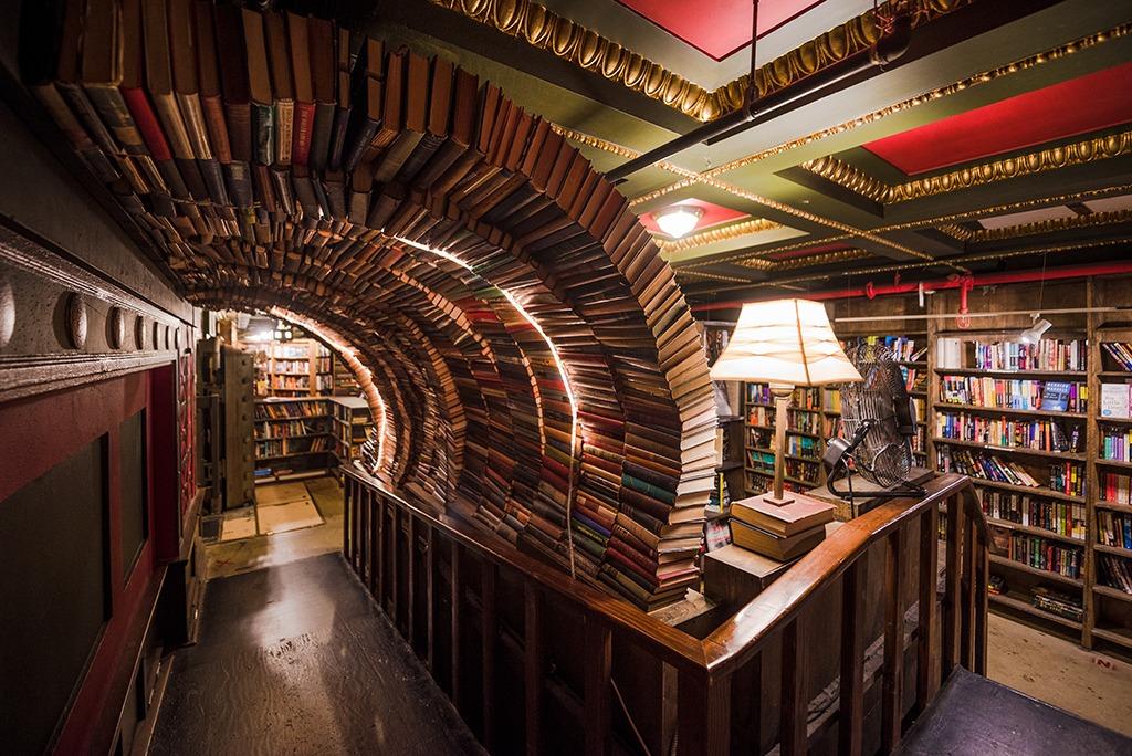 Adult book f store street